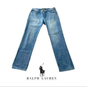"Ralph Lauren ""Lauren"" Jean Co. Medium Wash Jeans"